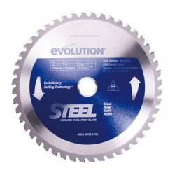 Disco para hierro para tronzadora 355 Raptor EVOLUTION STEEL
