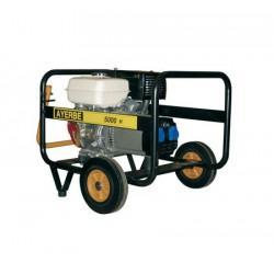 Generador Motor Honda AYERBE Mod. 5000- H-MN eléctrico