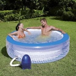 Piscina Relax Masaje con Hidrobomba