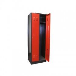 Taquillla de acero con 2 ó 3 compartimentos METAL WORKS