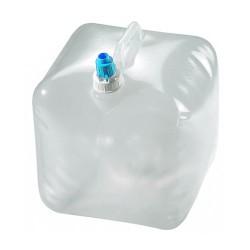 Bidón transparente plegable 10 ltrs.