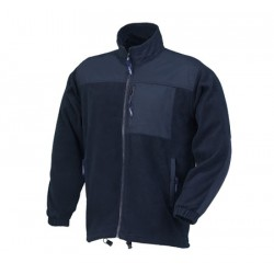 Chaqueta Polar Every Time AZUL INDUSTRIAL STARTER