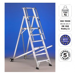 Escalera Aluminio SVELT VERA