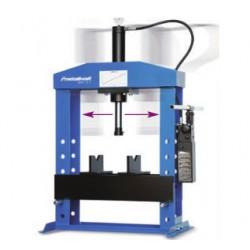 Prensa hidráulica con cilindro móvil de Metalkraft