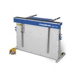 Plegadora de chapa magnética con pedal de Metallkraft