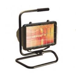 Calefactor infrarrojos portátil MWEHWP2/7 MWEHWP2/7