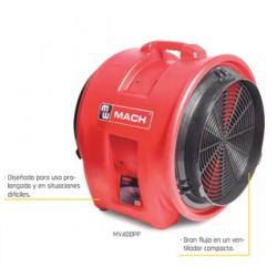 Ventilador- Extractor MV200PP - 400PP MV400PP
