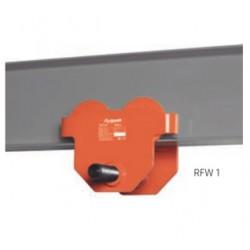 Carro de polipasto Serie RFW de unicraft RFW 0.5