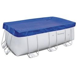 Cobertor piscina rectangular, varias medidas