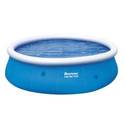 Cobertor solar piscina inflable FAST SET, varias medidas