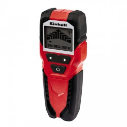 DETECTOR DIGITAL METAL Y MADERA TC-MD 50 EINHELL