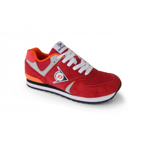 ZAPATO FLYING WING ROJO DUNLOP