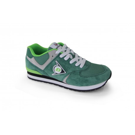 ZAPATO FLYING WING VERDE DUNLOP