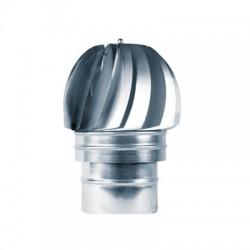 Sombrerete Mod. Extractor (Chapa galvanizada)