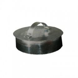 Tapón Salida de humos (Chapa galvanizada)